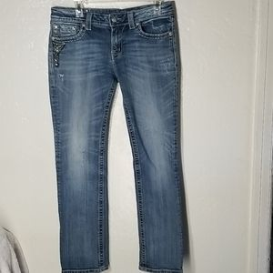 Miss Me  Distressed Jeans Size 31